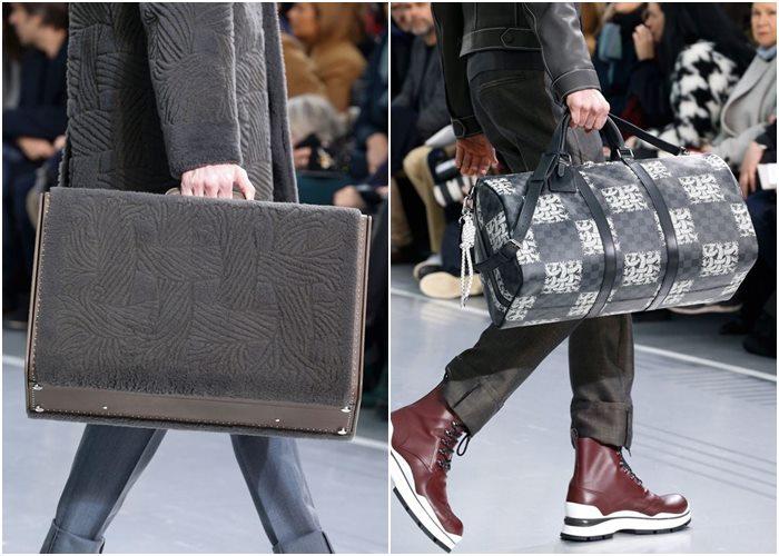 Мужские сумки осень-зима 2015-2016: Louis Vuitton