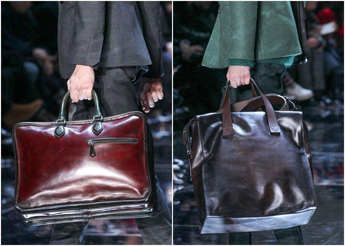 Мужские сумки осень-зима 2015-2016: Berluti