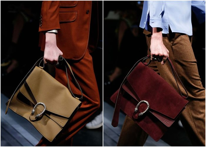 Мужские сумки осень-зима 2015-2016: Gucci