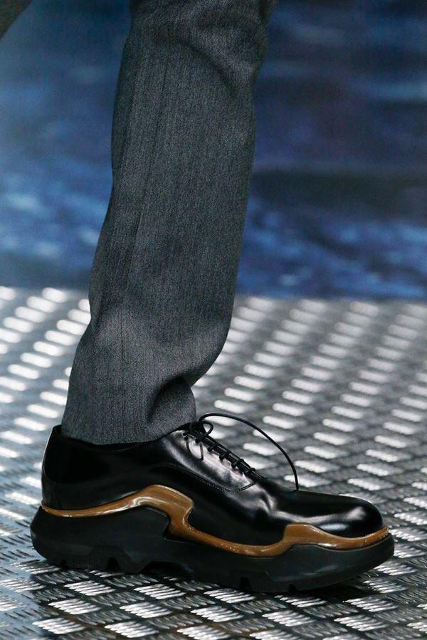 Мужская обувь осень-зима 2015-2016 Prada
