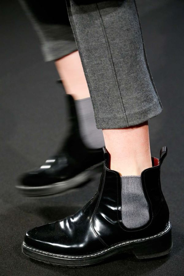 Мужская обувь осень-зима 2015-2016 Rag & Bone