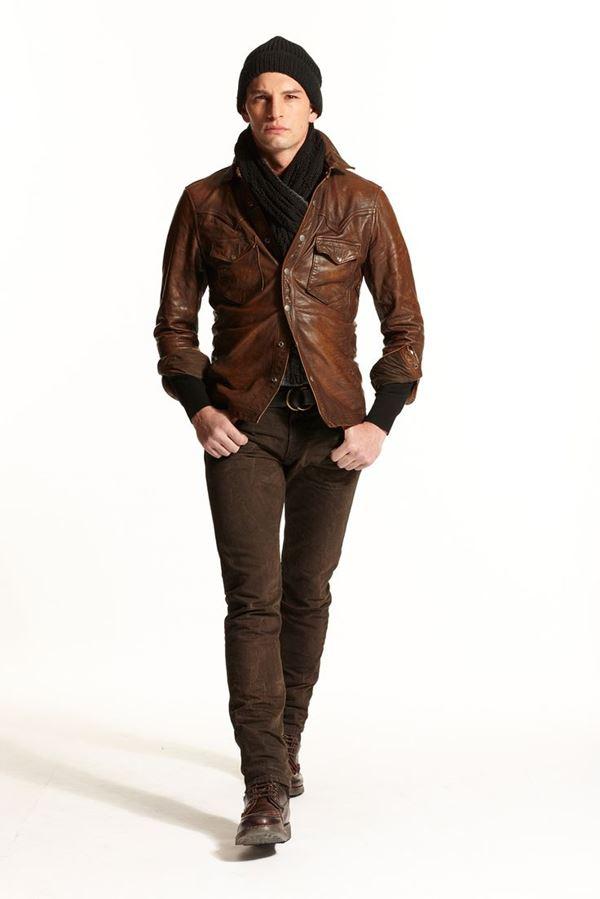 Мужские куртки осень-зима 2015-2016 Ralph Lauren