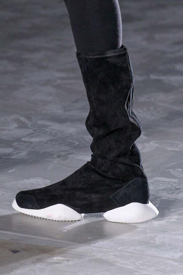 Мужская обувь осень-зима 2015-2016 Rick Owens