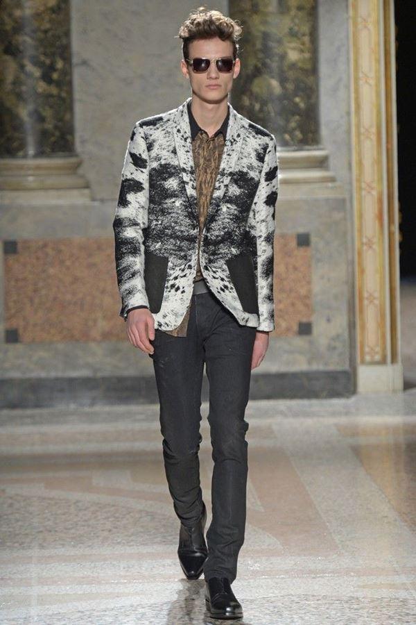 Мужские пиджаки осень-зима 2015-2016 Roberto Cavalli