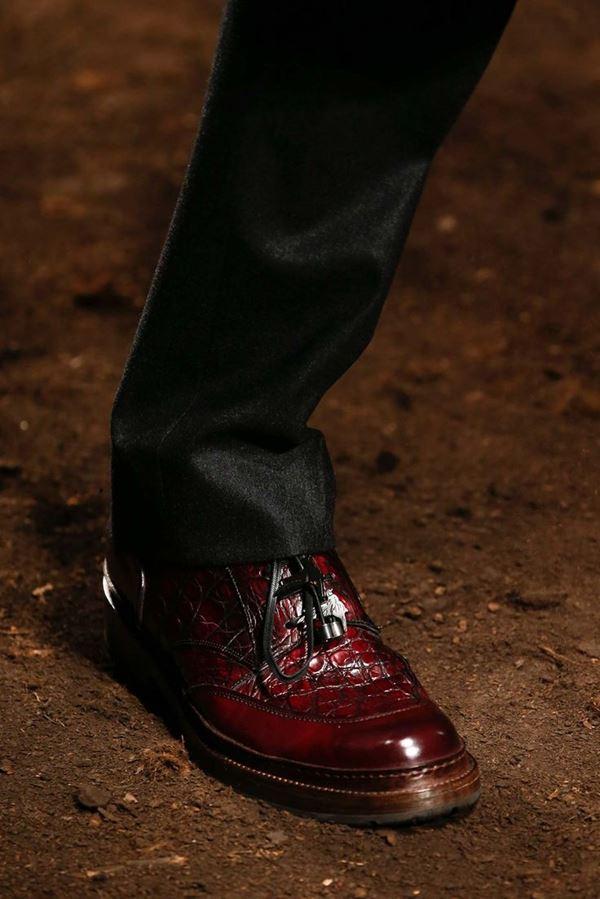 Мужская обувь осень-зима 2015-2016 Salvatore Ferragamo