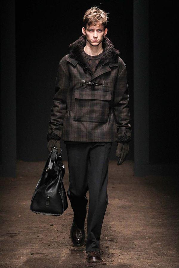 Мужская верхняя одежда 2015-2016 Salvatore Ferragamo