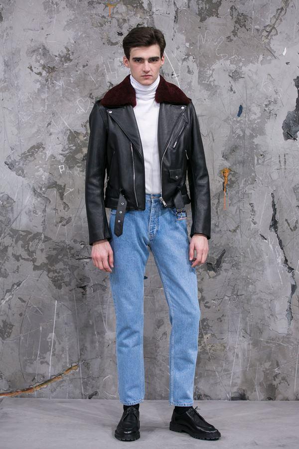 Мужские джинсы осень-зима 2015-2016 Sandro