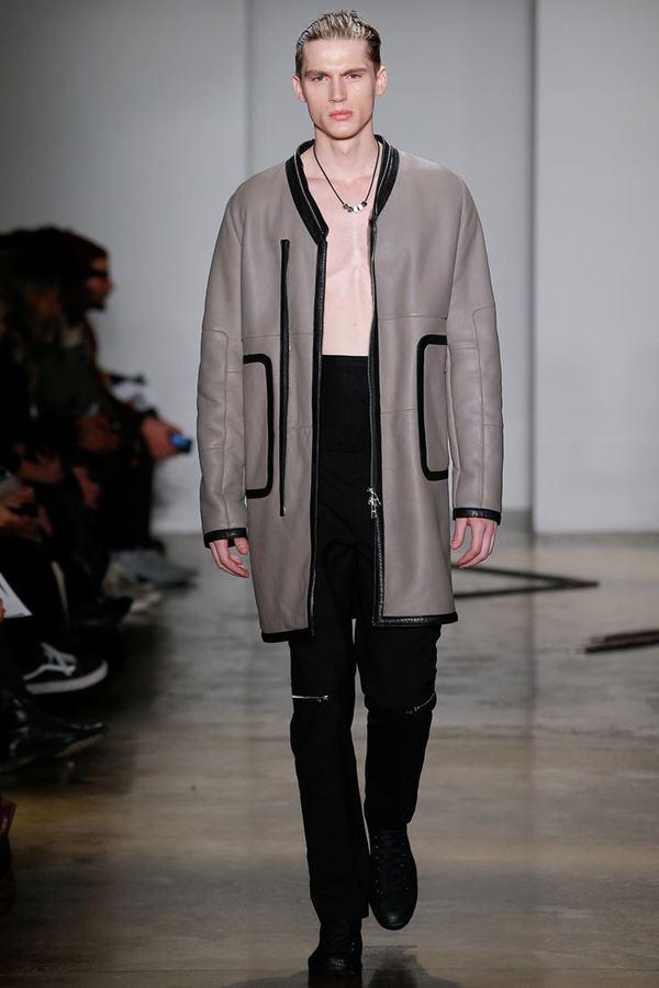 Мужская верхняя одежда 2015-2016 Tim Coppens