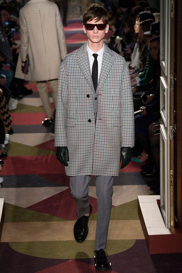 Мужская верхняя одежда 2015-2016 Valentino