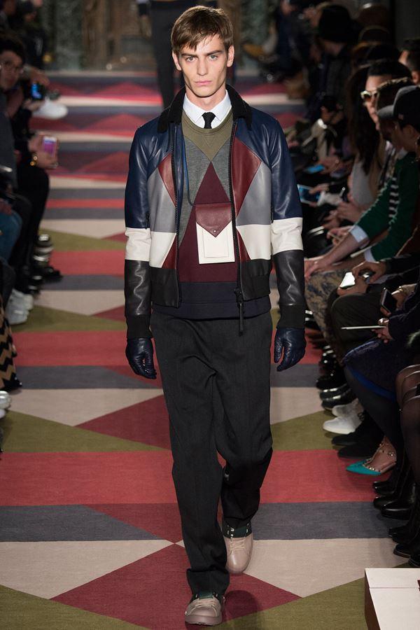 Мужские куртки осень-зима 2015-2016 Valentino