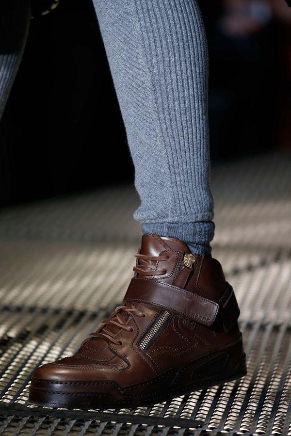 Мужская обувь осень-зима 2015-2016 Versace