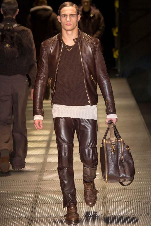 Мужские куртки осень-зима 2015-2016 Versace