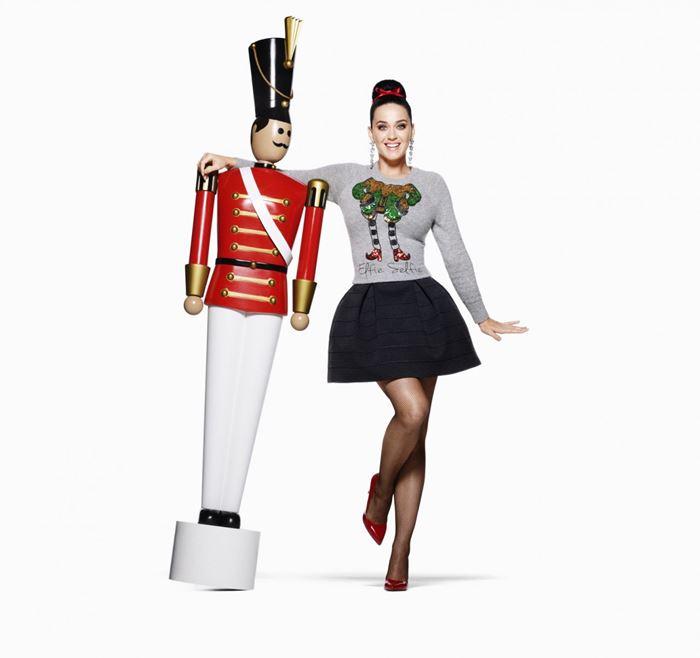 Кэти Перри H&M 2015  (3)