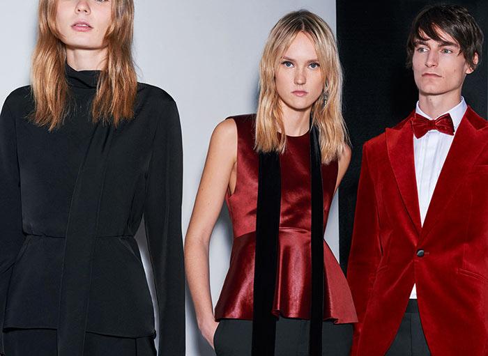 Лукбук вечерней коллекции Zara 2015 (1)