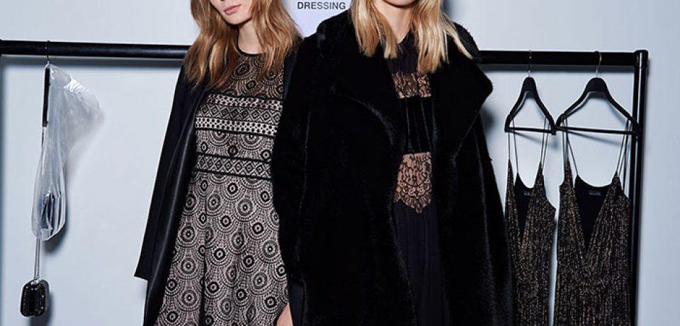 Лукбук вечерней коллекции Zara 2015