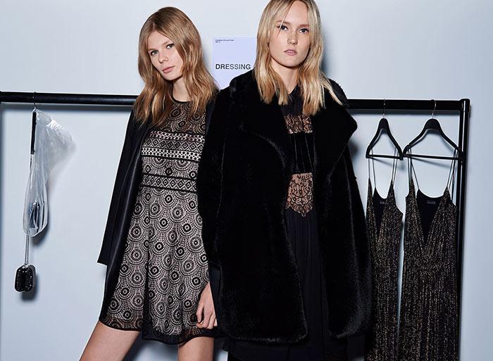 Лукбук вечерней коллекции Zara 2015 (4)