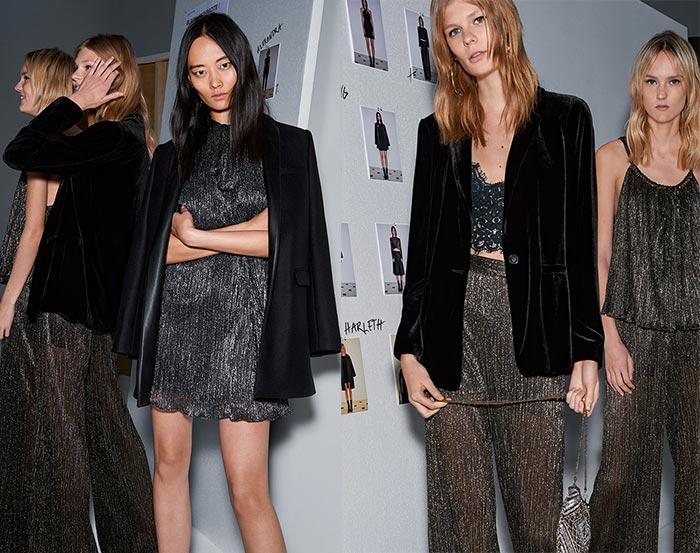 Лукбук вечерней коллекции Zara 2015 (5)