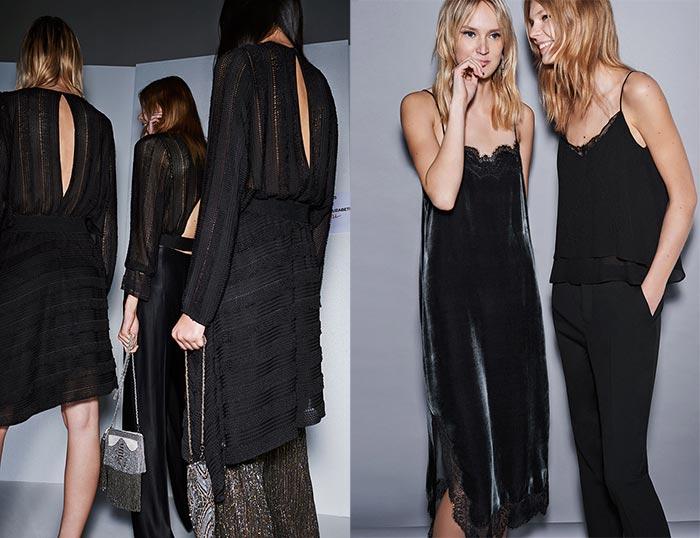 Лукбук вечерней коллекции Zara 2015 (6)