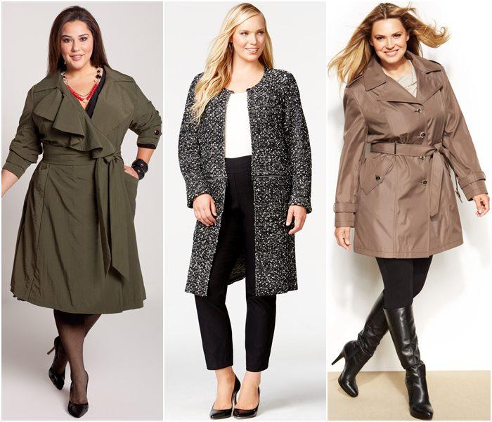 Мода для полных 2015-2016 - фото (5)