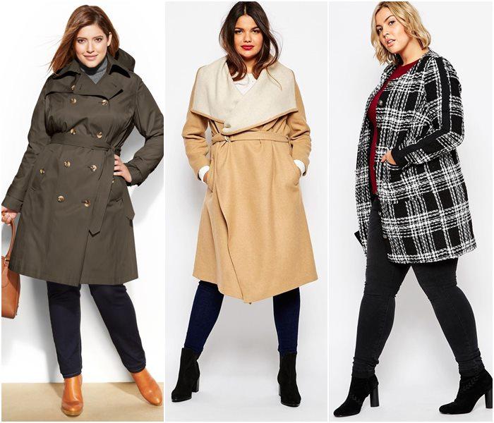 Осенняя Одежда Для Полных Женщин