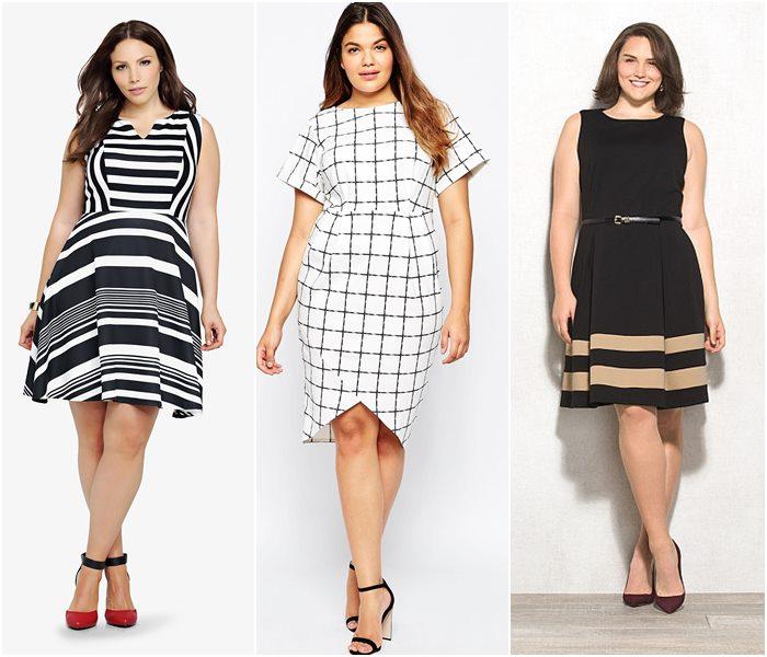 Мода для полных 2015-2016 - фото (9)