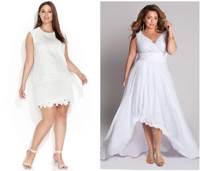 Свадебные платья для полных 2015-2016 фото (10)