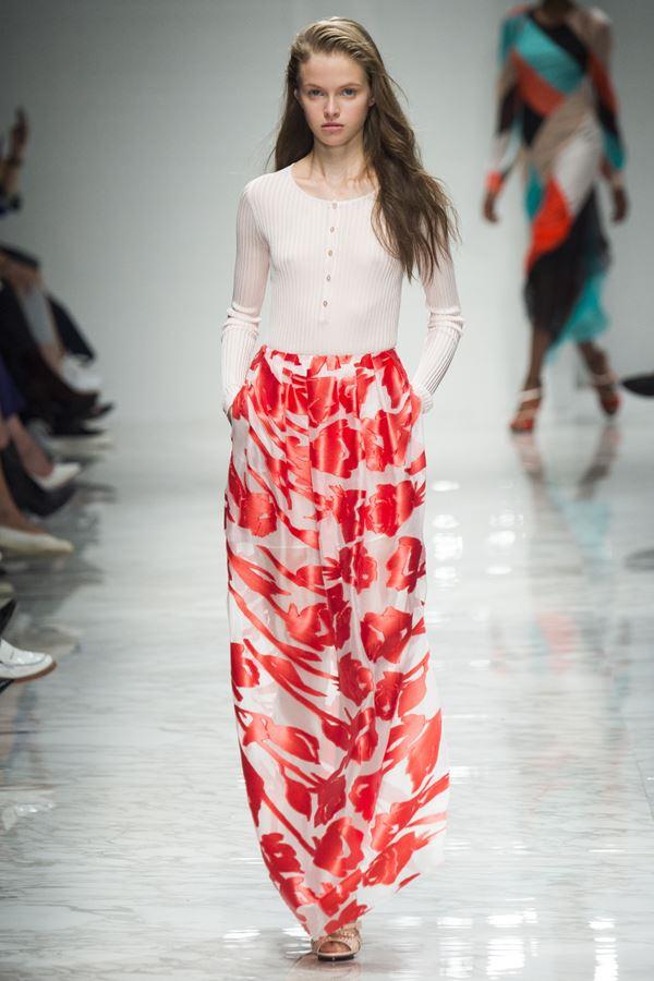 Длинные юбки весна-лето 2016  Blumarine