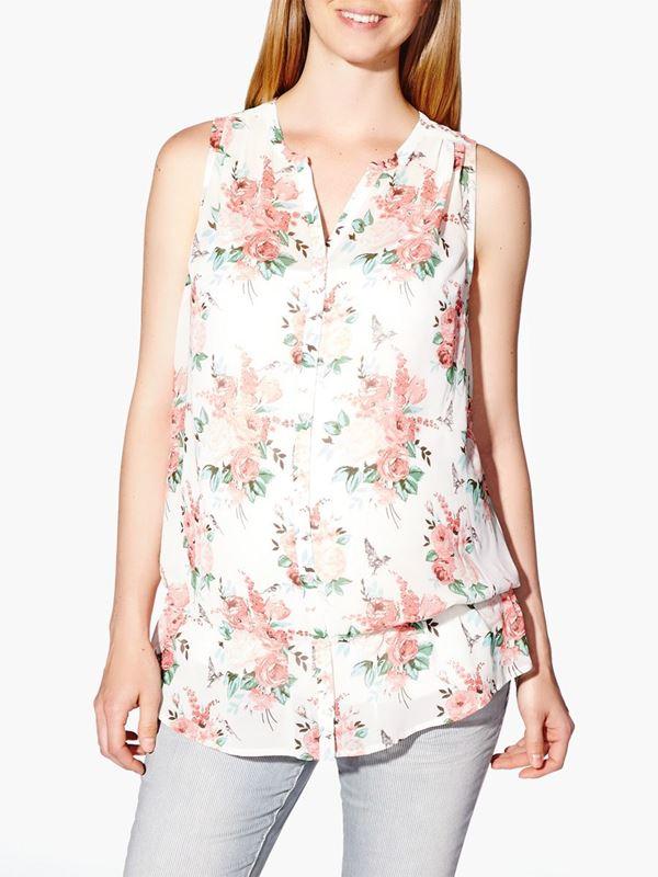 Блузки и рубашки для беременных 2015-2016 (13)