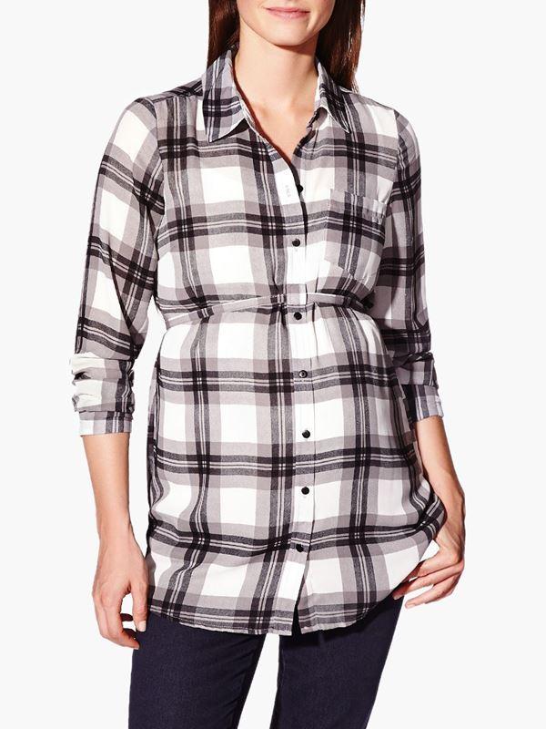 Блузки и рубашки для беременных 2015-2016 (16)
