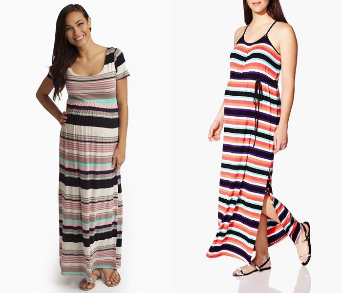 Длинные платья для беременных 2015-2016 - фото (3)