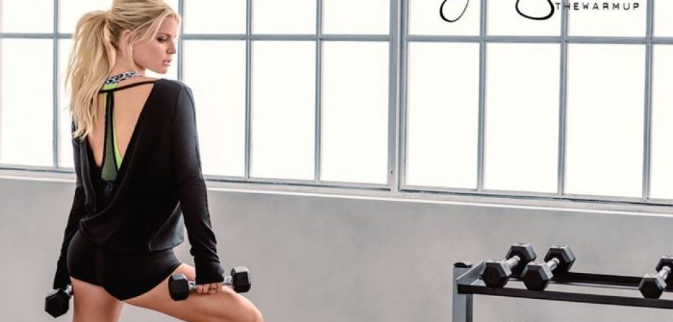Джессика Симпсон выпустила линию одежды для фитнеса The Warm Up