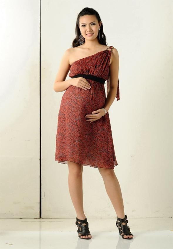 Коктейльные платья для беременных 2015-2016 (1)