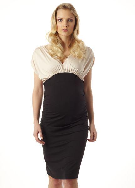 Коктейльные платья для беременных 2015-2016 (19)