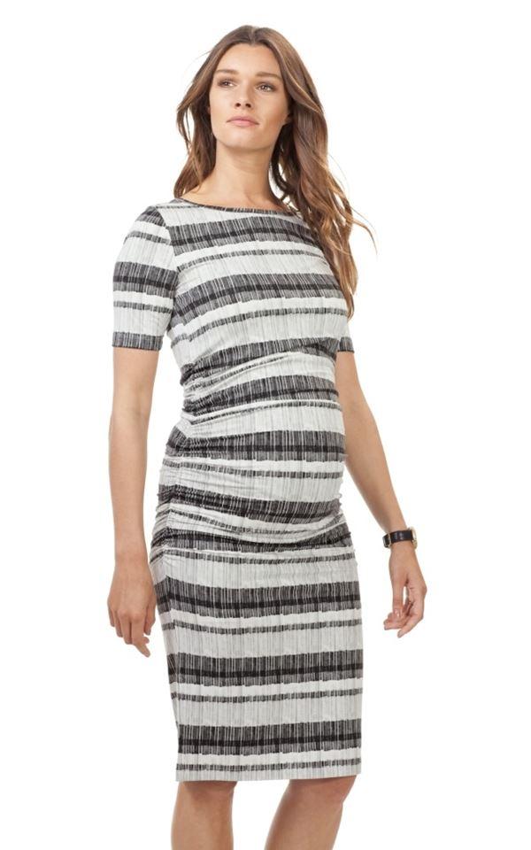 Короткие платья для беременных 2015-2016 - фото (3)
