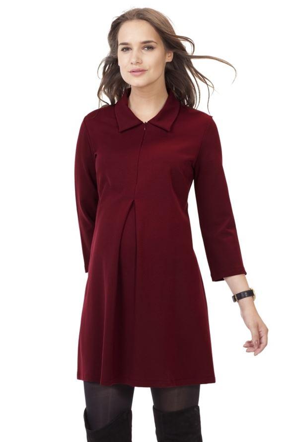 Короткие платья для беременных 2015-2016 - фото (4)