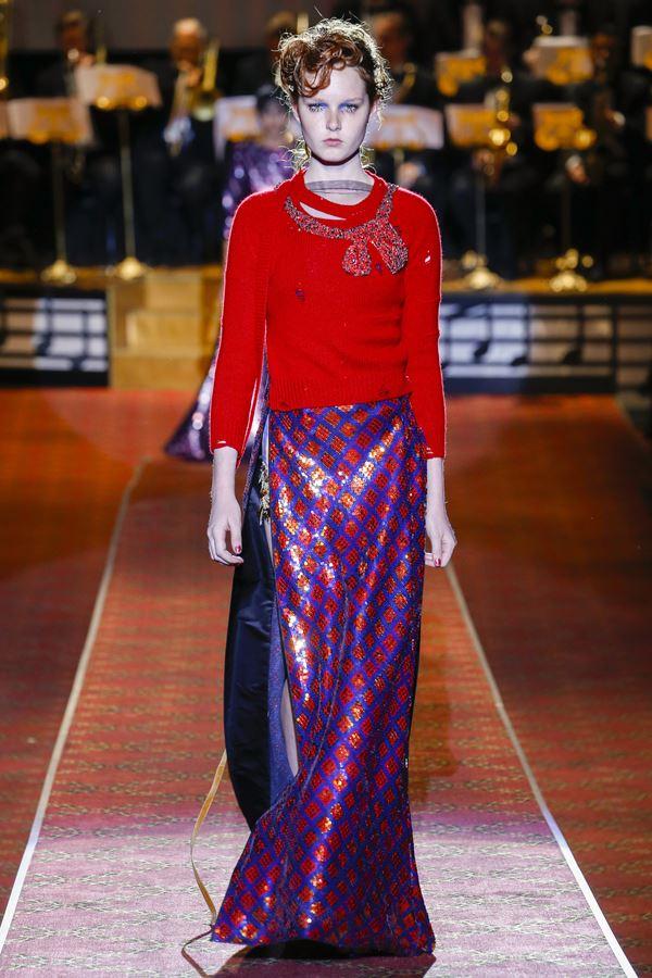 Длинные юбки весна-лето 2016 Marc Jacobs