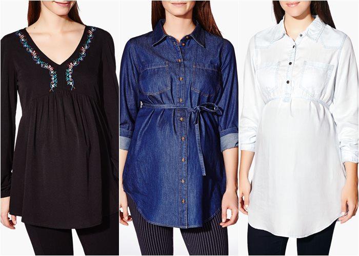 Мода для беременных 2015-2016 (2)