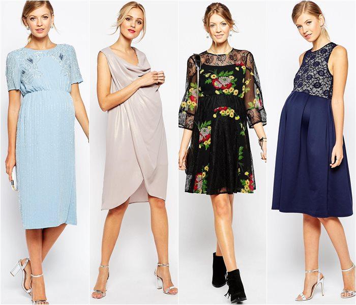 Мода для беременных 2015-2016 (9)