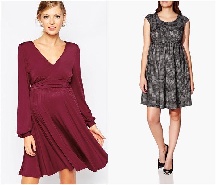 Платья для беременных 2015-2016 фото (12)