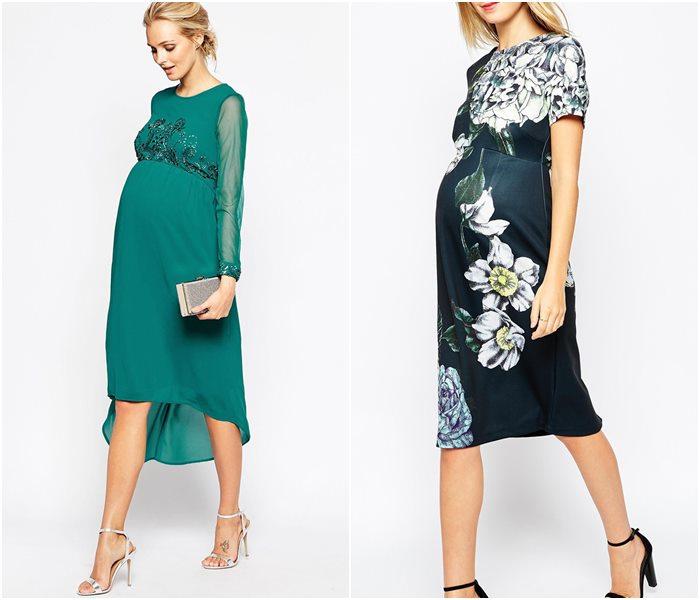 Платья для беременных 2015-2016 фото (13)