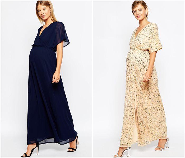 Платья для беременных 2015-2016 фото (16)
