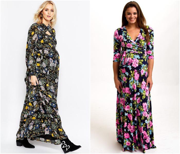 Платья для беременных 2015-2016 фото (4)