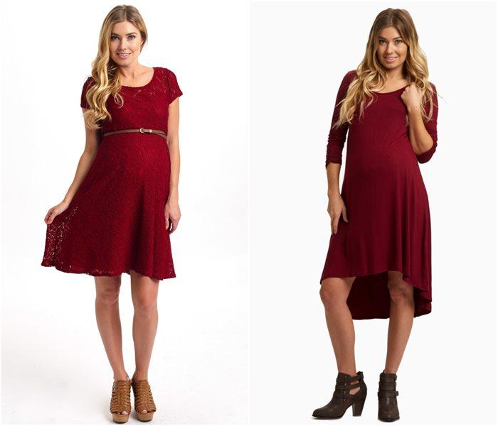 Платья для беременных 2015-2016 фото (5)
