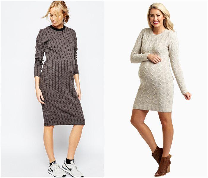 Платья для беременных 2015-2016 фото (7)
