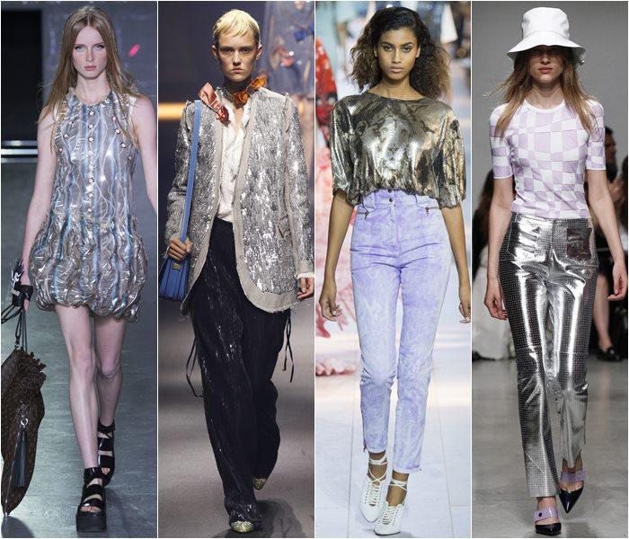 Тенденции моды весна-лето 2016 - фото  (12)