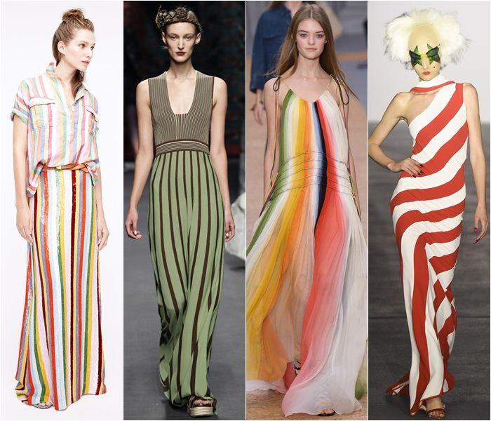 Тенденции моды весна-лето 2016 - фото  (14)