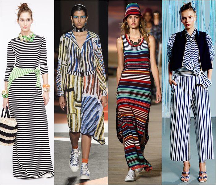 Тенденции моды весна-лето 2016 - фото  (15)