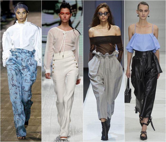 Тенденции моды весна-лето 2016 - фото  (16)