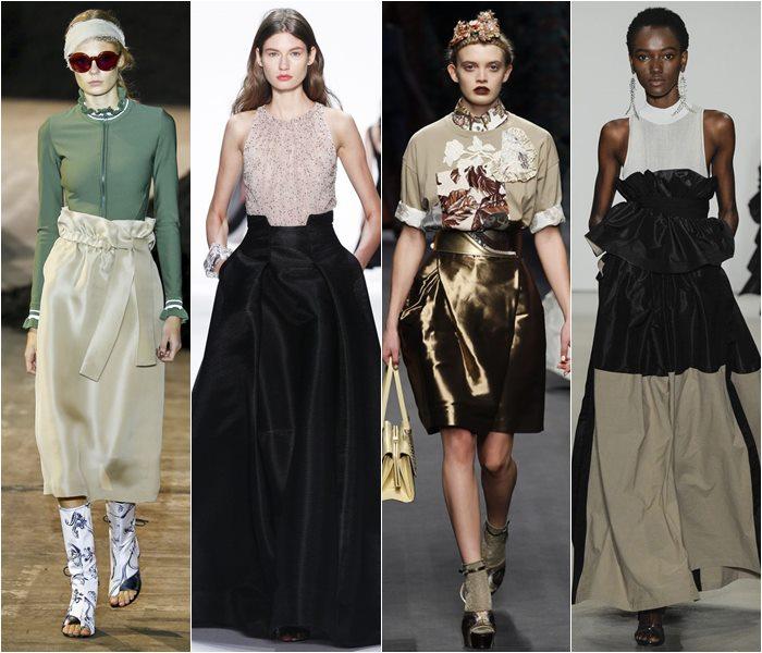 Тенденции моды весна-лето 2016 - фото  (17)