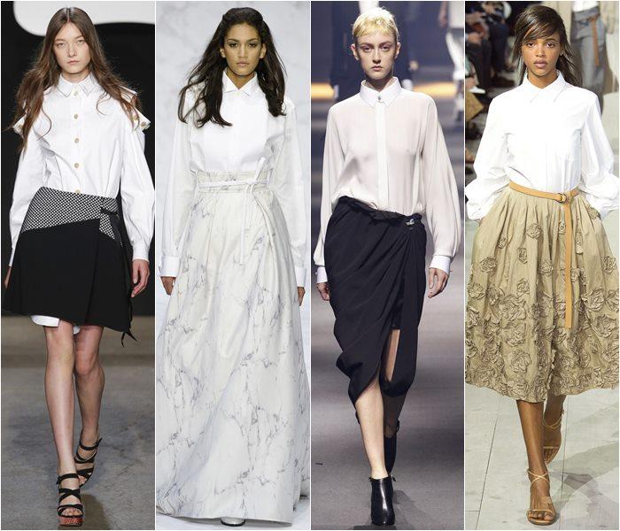 Тенденции моды весна-лето 2016 - фото  (18)